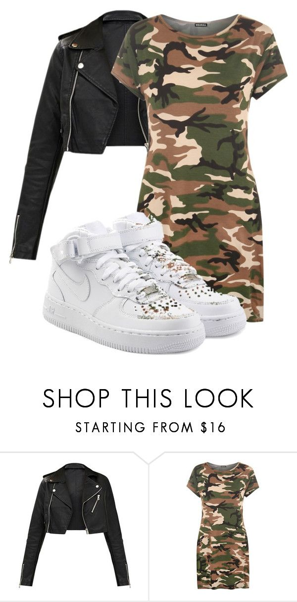 """Untitled #16"" by mymy080502 on Polyvore featuring WearAll and NIKE"