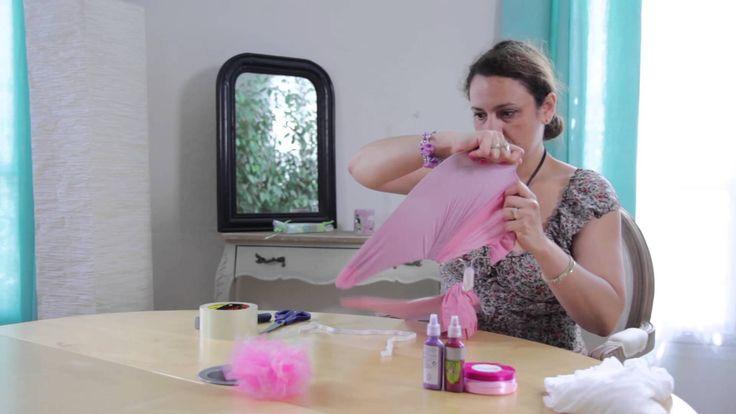#DIY : Faire des #ailes de #Fée #costumes #enfants