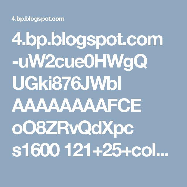 4.bp.blogspot.com -uW2cue0HWgQ UGki876JWbI AAAAAAAAFCE oO8ZRvQdXpc s1600 121+25+colori.png