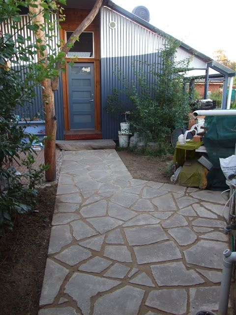 Using permaculture ethics and design principles to transform an old energy guzzling bungalow into a self-reliant home.