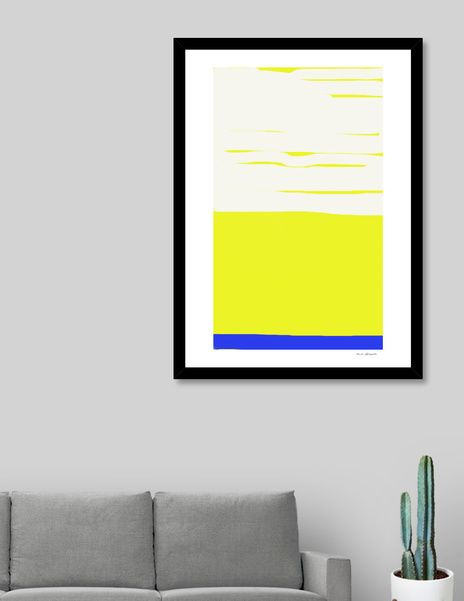 Discover «room817», Limited Edition Fine Art Print by Nonita Papadopoulou - From $29 - Curioos