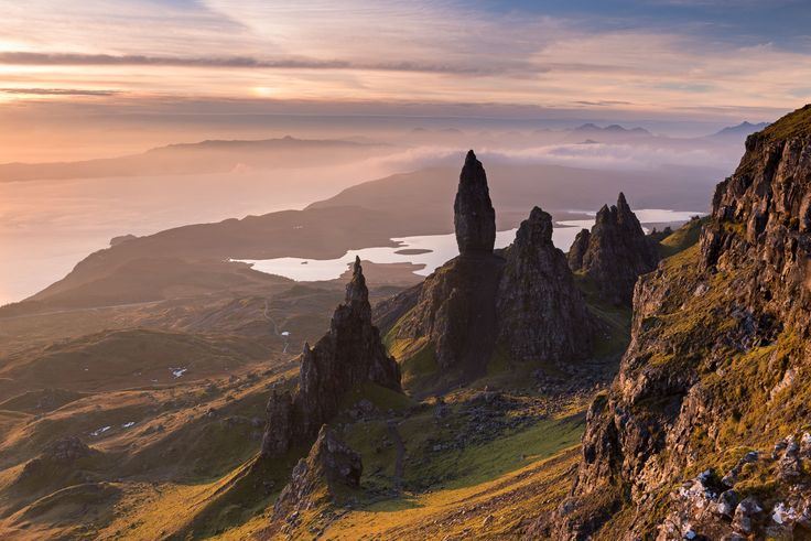 With a truly dramatic landscape of rugged mountains, tumbling streams and a remarkable coast, the Isle of Skye easily merits its position as one of the most