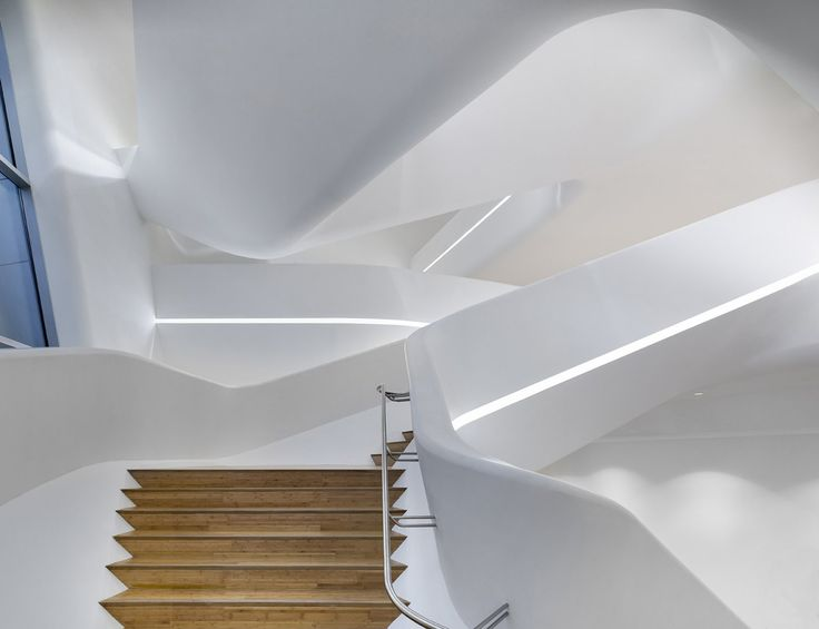255 best Zaha Hadid - In Memory images on Pinterest | Architects ...