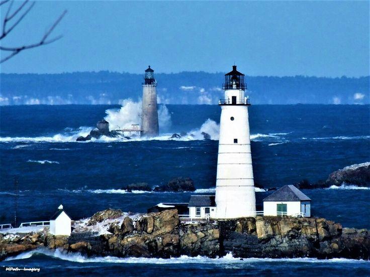 #Lighthouses guiding the way!    http://dennisharper.lnf.com/