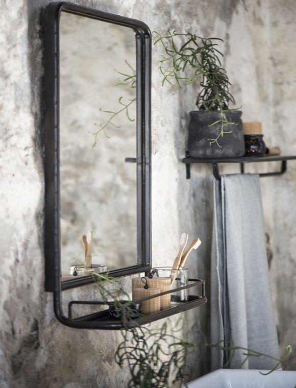 Wohnklassiker Industrial Style Fur Dein Zuhause Spiegel Mit