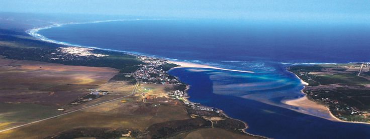 Witsand, the Breede River mouth and St Sebastian Bay, Southern Cape