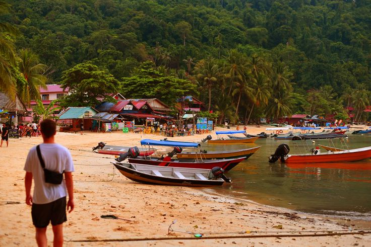 Cities, beaches and a jungle – versatile Malaysia