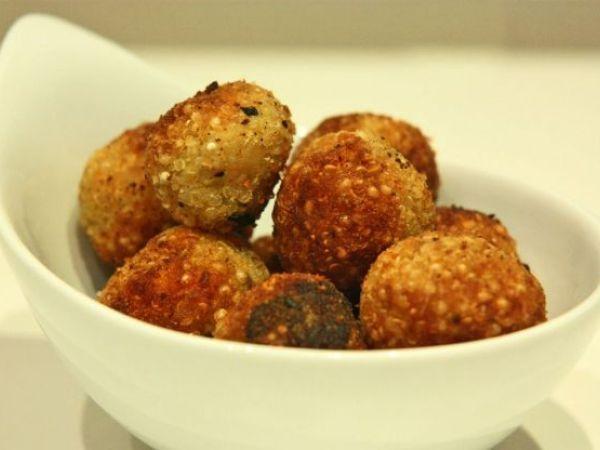 Ricetta Polpette di quinoa, da Red_alessia_red - Petitchef