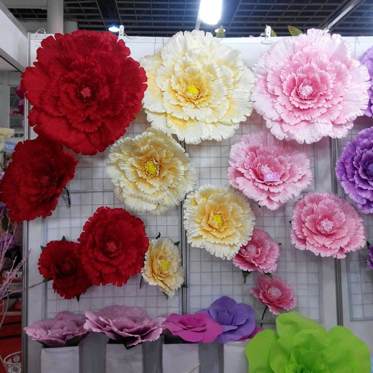 Wall decor, table decor. So cute! 60cm Large silk artificial flower roses/wedding background decoration Home Decorative flower /wedding welcome area layout