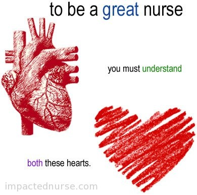 Very true.Crayons Heart, Cardiac Nurs, Nurs Schools, Nurs Life, Two Heart, Nurs Student, Nurs Stuff, Nursing, Medical Schools
