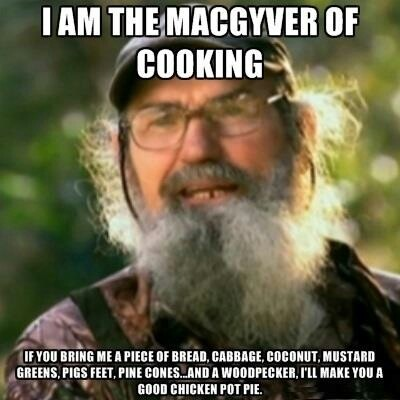 Uncle Si Robertson | Just Ducky