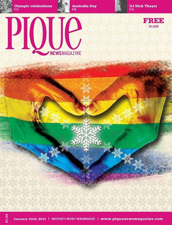 Pique Newsmagazine Front Cover Jan 23, 2014
