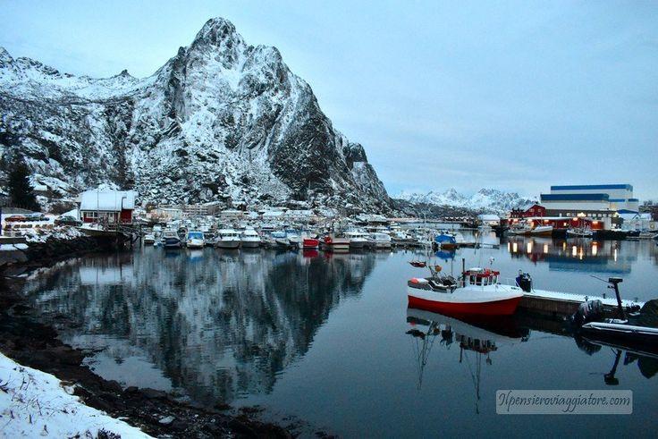 le isole Lofoten in invernoI colori, i paesaggi e le forme delle isole Lofoten …