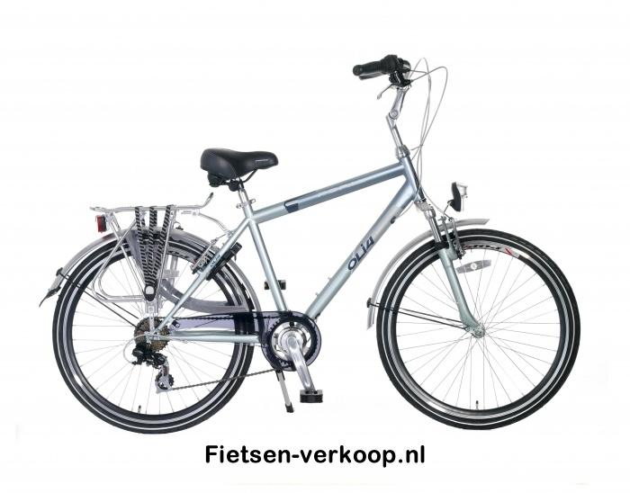 Jongensfiets Oli4 Zeeblauw 26 Inch   bestel gemakkelijk online op Fietsen-verkoop.nl
