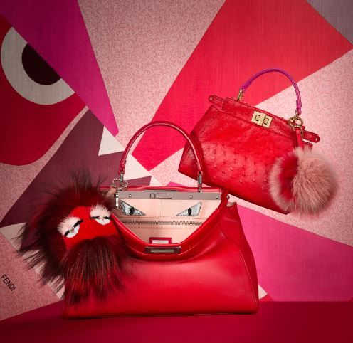 Fendi celebrates The Chinese New Year with an exclusive capsule collection available in boutiques from February