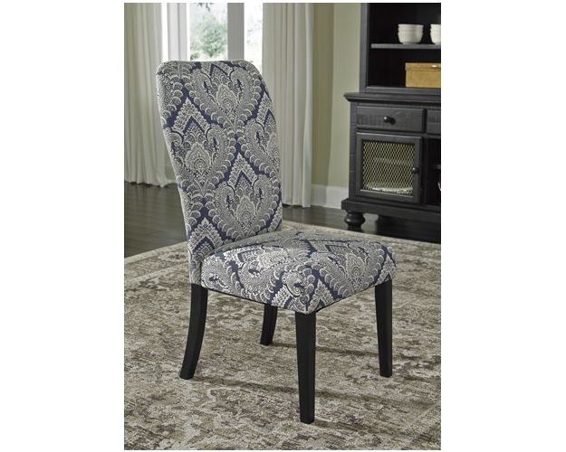 Dining Uph Side Chair (2/cn) Sharlowe Signature