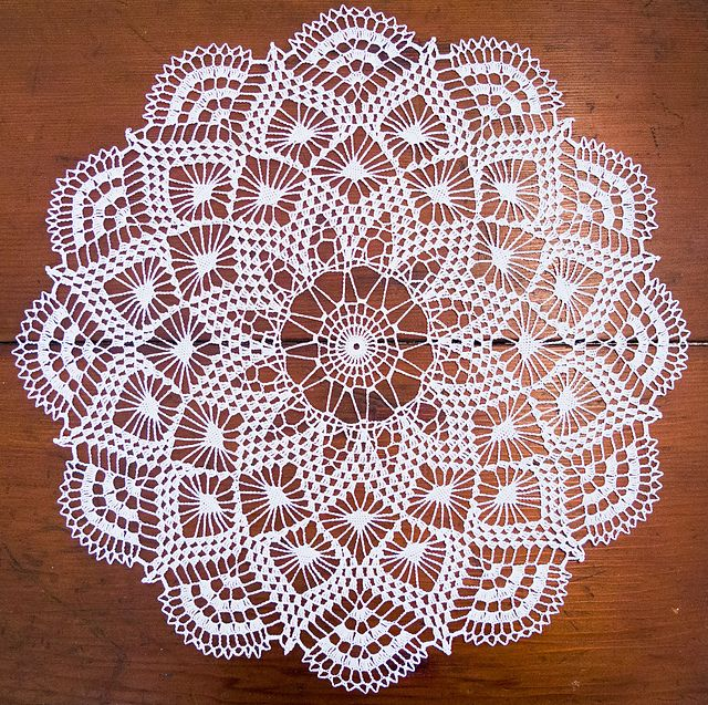 Free Crochet Pattern Lace Doily : Best 25+ Doily patterns ideas on Pinterest