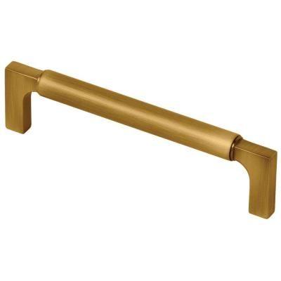 Liberty Artesia 5-1/16 in. (128mm) Sedona Bronze Cabinet Pull