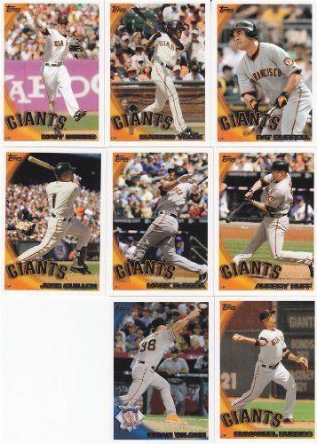Giants Brian Wilson Card