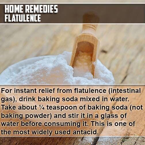 Flatulence Remedy
