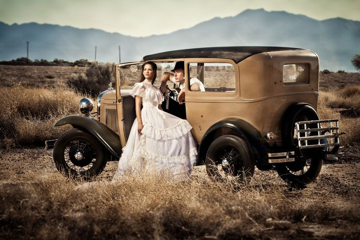 Bonnie and Clyde's Wedding