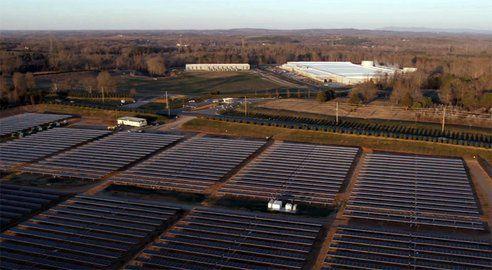 Apple now uses renewable energy for 75% of its needs : Good Job Apple!