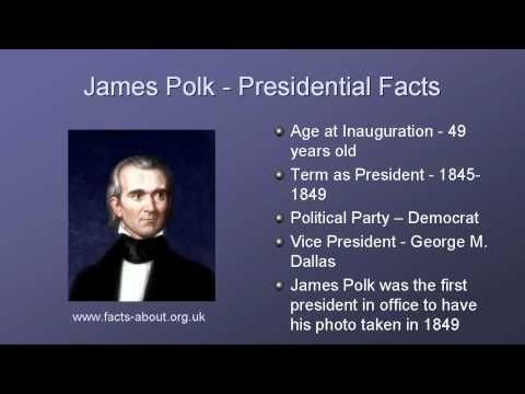 """an introduction to the life of james knox polk Often referred to as the first dark horse, james k polk was the 11th president of the united states from 1845 to 1849, the last strong president until t """"who is james k polk"""" whigs jeered democrats replied polk was the candidate who stood for expansion he linked the texas issue, popular in the south, with the."""