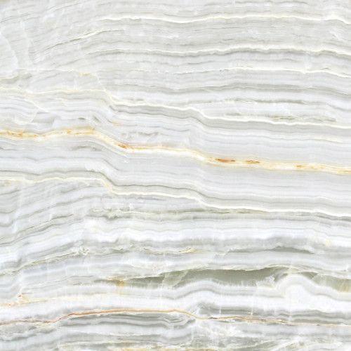 White Veincut Onyx Slab Wholesale