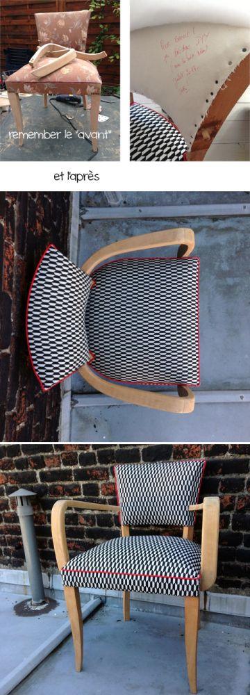 nouvel article sur le blog  http://mobilsweethome.wordpress.com/2013/07/22/lart-du-geste-celui-de-tapisser/   tapisserie, upholstery, diy, tapissier garnisseur, fauteuil bridge