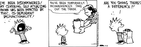 Calvin and Hobbes Comic Strip, June 12, 1993 on GoComics.com