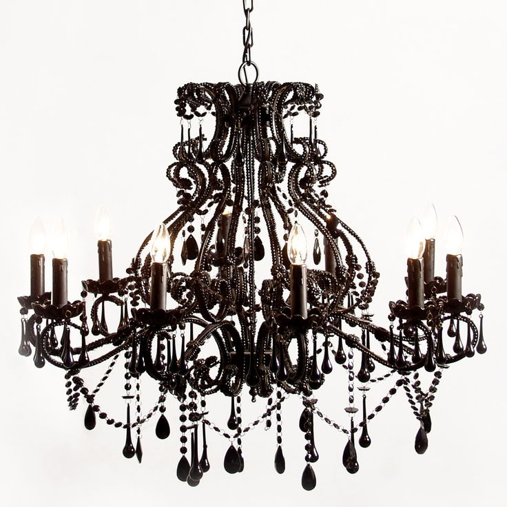 Bedroom Art Design Bedroom Black White And Red Gothic Bedroom Accessories Bedroom Colours To Go With Cream: Best 25+ Black Chandelier Ideas Only On Pinterest