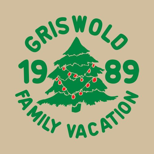 GRISWOLD CHRISTMAS VACATION 1989 T-SHIRT