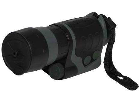 MFH Nachtsichtgerät, 4-fach, oliv/schwarz / mehr Infos auf: www.Guntia-Militaria-Shop.de