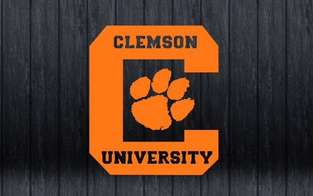 A personal favorite from my Etsy shop https://www.etsy.com/listing/523783812/clemson-decal-personalize-your-yeti-car