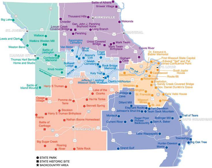 136 best Missouri Road Trips images on Pinterest Missouri Saint