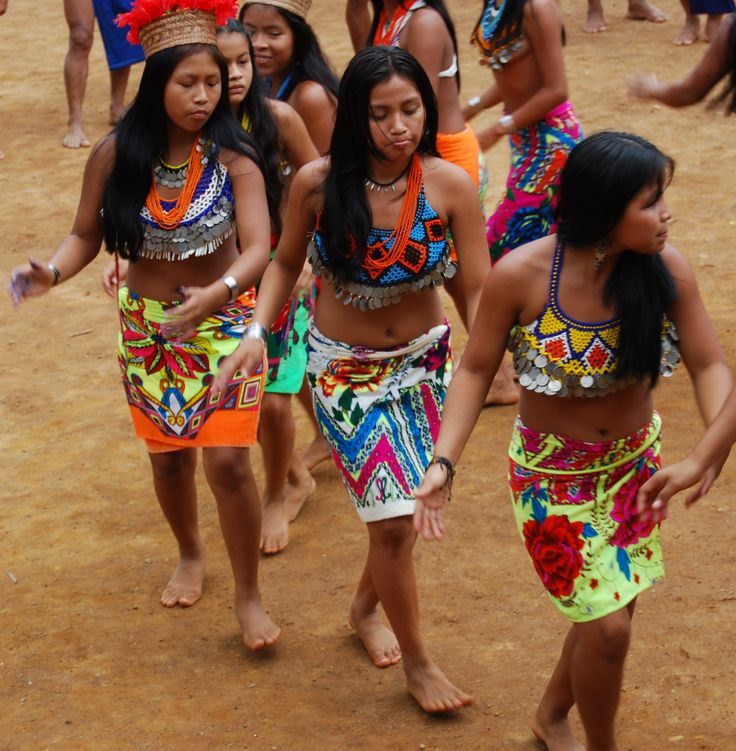 10 Best Colombian Indigenous People Images On Pinterest