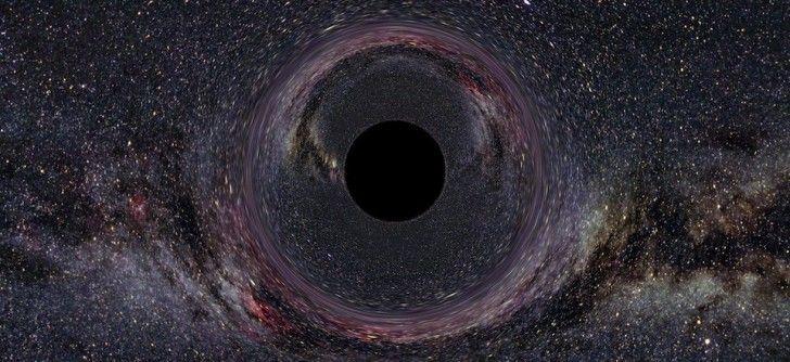 Czarne dziury przejściem do innego wrzechświata?