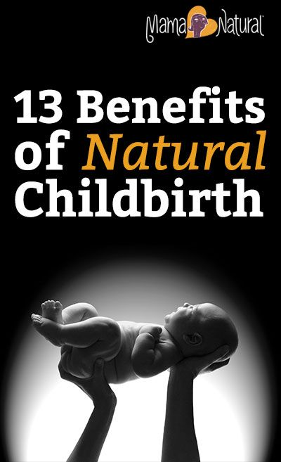 We know that natural childbirth has many healthy and safety benefits to mom and baby but did you know these surprising benefits? Find out in this post.