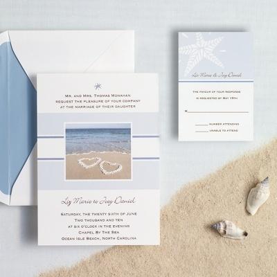 #exclusivelyweddings #weddinginvitations #beachweddinginvitations