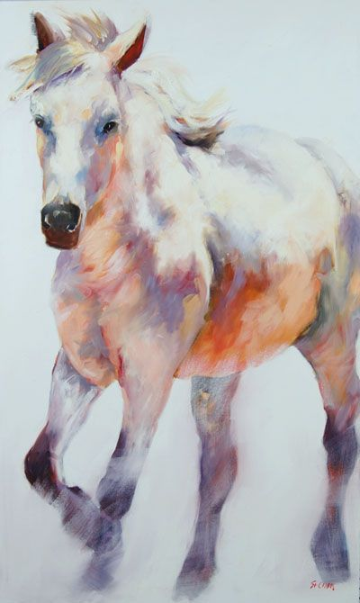 """""""Waltzing Through A Dream"""" by Linda St. Clair at Beartooth Gallery Fine Art in Red Lodge, Montana"""