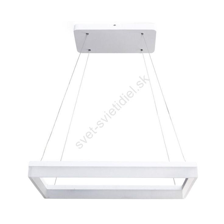 LED luster ONDAREN QUADRO LED/44W/230V