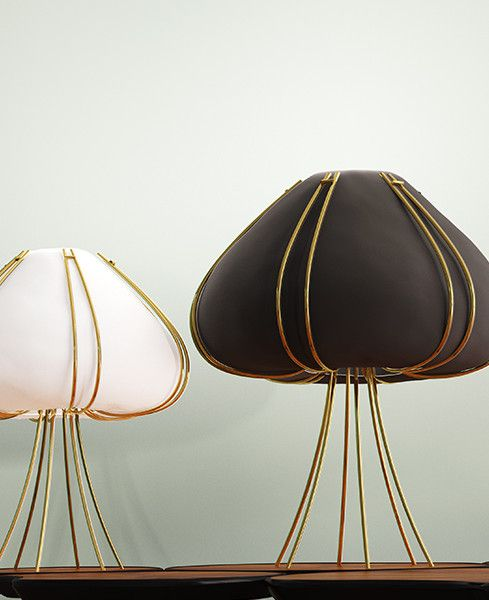 Fabric table #lamp ANE by @creativemarypt