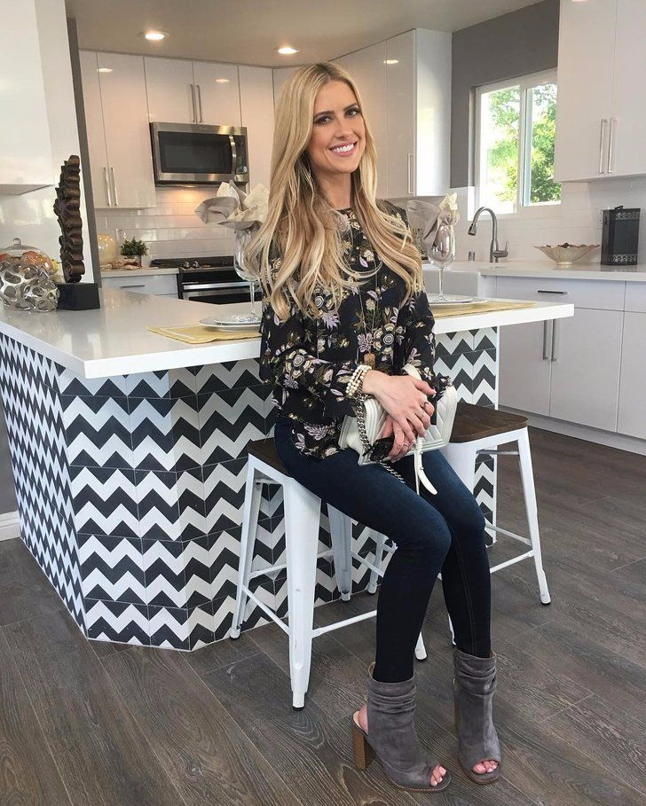 Christina El Moussa Looks Like She's in a Normal Kitchen – Until You Spot This 1 Thing