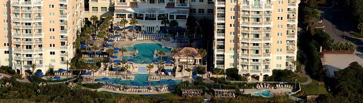Pictures of hotels in or near Myrtle Beach   Take a photo tour with Marriott's OceanWatch Villas at Grande Dunes