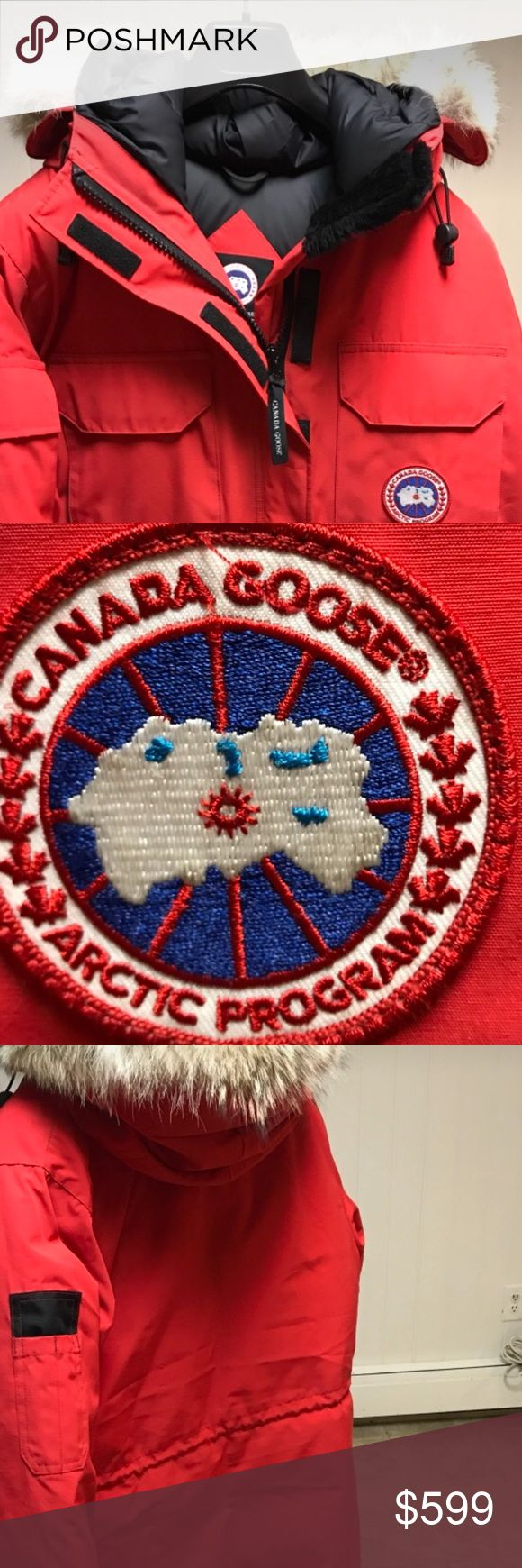 Canada Goose Authentic Womens Expedition Parka S XL (12-14) only worn a few times. Is in mint condition! MSRP is $995 Canada Goose Jackets & Coats