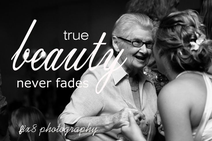True Beauty Never Fades