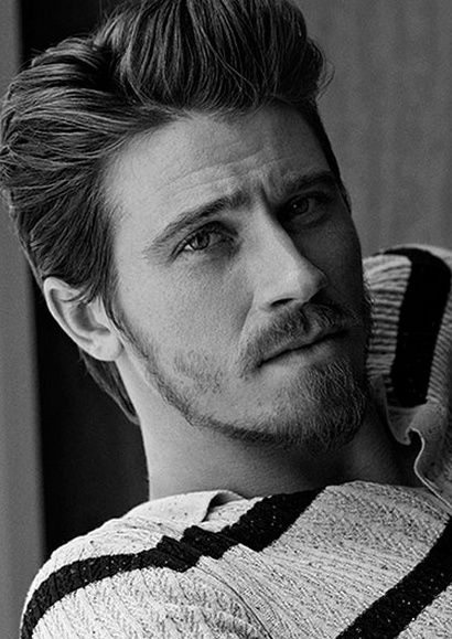 Garrett Hedlund para Man of the World Magazine Julio 2014