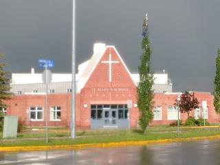 St. Mary's School #okotoks #Catholic