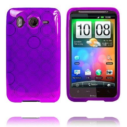 Amazona (Lilla) HTC Desire HD Cover