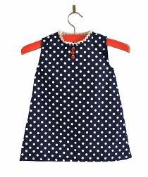 baby trapeze dress
